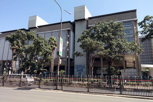 The Central Bank of Kenya building in Nairobi on June 2, 2014. In the week ending August 6, the Central Bank injected Sh23 billion into the market to ease pressure on the inter-bank rate after it rose for the fourth consecutive week. FILE PHOTO | SALATON NJAU |  NATION MEDIA GROUP